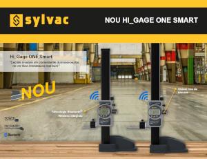 Sylvac - Promoție Hi_Gage One Smart