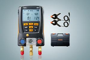 Testo 550 set - manifold digital