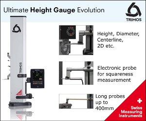 Trimos Height Gauge