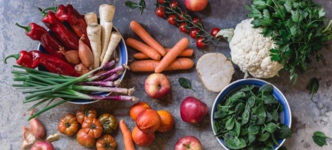 Curățarea legumelor și fructelor
