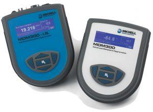 MDM300 & MDM300 I.S. - Higrometru cu punct de rouă