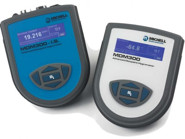 MDM300 & MDM300 I.S. – Higrometru cu punct de rouă